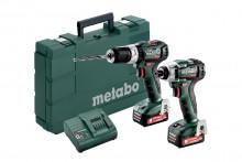 Metabo Combo Set 2.7.5 12 V BL (685165000) Akumulátorové stroje v sade