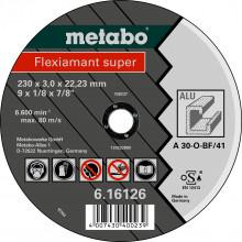 "Metabo Klasa jakości A 30-O ""Flexiamant Super"" aluminium"