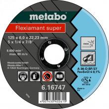 """Metabo Klasa jakości A 36-O """"Flexiamant Super"""" Inox"""