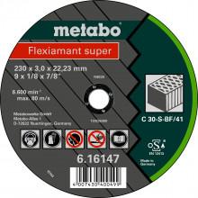 Metabo - Fleximant super 180X3,0X22,23 kamień, TF 41 (616143000)