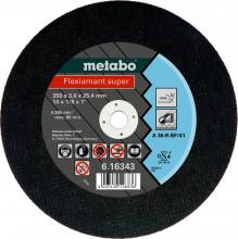 "Metabo Klasa jakości A 36-R ""Flexiamant Super"" Inox"