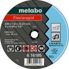METABO - FLEXIARAPID 230X1,9X22,23 INOX, TF 41 (616185000)