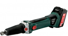Akumulatorowa szlifierka prosta METABO GA 18 LTX 2x5,2 Ah
