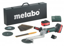 METABO KNS 18 LTX 150 Set 4,0 Ah