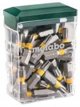"""Metabo Zestaw bitów T20, """"SP"""", 25 części (626712000)"""