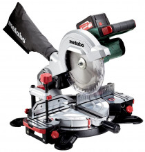 METABO KS 18 LTX 216 2x5,2Ah