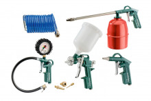 METABO LPZ 7 Set
