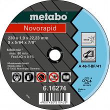 """Metabo Klasa jakości A 46-T """"Novorapid"""" Inox"""