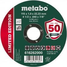 Metabo Klasa jakości A 60-T Limited Edition / Special Edition Inox