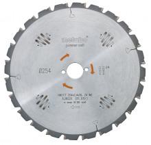 METABO - Pilový kotouč HW/CT 152x20, 12 PZ 15°