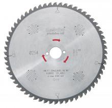METABO - Pilový kotouč HW/CT 190x20, 48 SZ 10°
