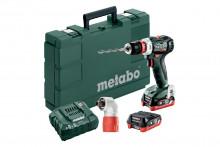 Metabo PowerMaxx BS 12 BL Q Pro (601039920) akumulátorový vrtací šroubovák
