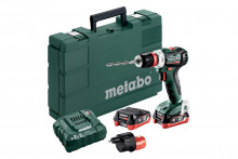 Metabo PowerMaxx BS 12 BL Q Pro (601039930) akumulátorový vrtací šroubovák