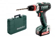Metabo PowerMaxx BS 12 Q (601037500) Wiertarko-wkrętarka akumulatorowa