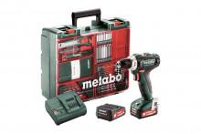 Metabo PowerMaxx BS 12 Set (601036870) Akumulátorový vrtací šroubovák