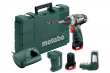 METABO PowerMaxx BS Basic Set 2x2,0Ah