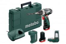 METABO PowerMaxxBSBasicSet 2x2,0Ah