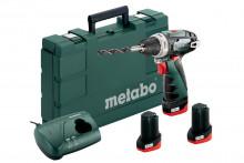 METABO PowerMaxxBSBasicSet3x2,0Ah