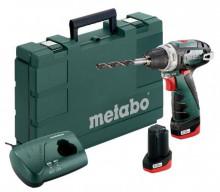 METABO PowerMaxxBSBasic2x2,0Ah