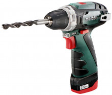 METABO PowerMaxx BS Basic2x2,0Ah