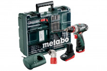 METABO PowerMaxx BS Quick Pro MD 1x4Ah 1x2.0 Ah