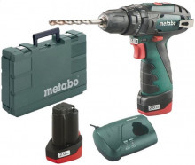 METABO PowerMaxx SB Basic 2x2,0Ah