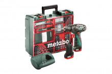 Metabo PowerMaxx SB Basic Set mobilná dielňa aku príkl. skrutkovač 600385920