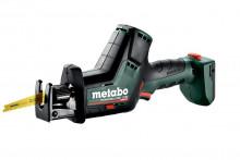 Metabo PowerMaxx SSE 12 BL (602322840) Akumulatorowa piła szablasta