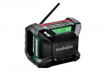 Akumulátorové rádio METABO R 12-18 DAB+ BT