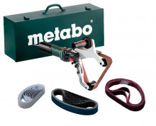 Metabo RBE 15-180 Set (602243500) Szlifierki taśmowe do rur