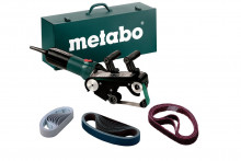 Metabo RBE 9-60 Set (602183510) Szlifierki taśmowe do rur