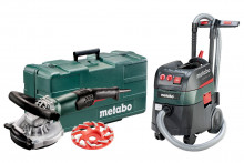 METABO RSEV 19-125 RT + ASR 35 L ACP Set