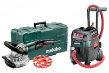 METABO RSEV 19-125 RT + ASR 35 M ACP Set