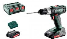 Metabo SB 18 L  (602317500) akumulatorowe wiertarki udarowe