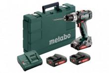 Metabo SB 18 L Set (602317540) Akumulátorová příklepová vrtačka