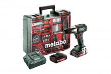 METABO SB18LT MD 2x2,0 Ah 1-13m