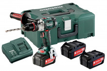 METABO SB 18 LTX Set 3x4,0 Ah