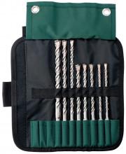 METABO - SDS-Plus Pro 4 rolovací taška, 8dílná