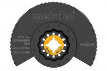 METABO Segmentový pilový list, dřevo/kov, BiM, Ø85 mm (626960000)