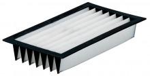 METABO - Skladaný filter pre 6.31981/ 6.25599/ 6.25598, z polyesteru, SR (631980000)