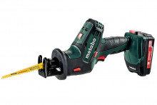 METABO SSE 18 LTX Compact 2x2,0 Ah
