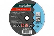 Metabo - FLEXIAMANT 230X3,0X22,23 INOX, TF 41 (616167000)