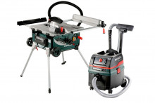 Metabo TS 254 + ASR 25 L SC Set