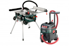 METABO TS 254 + ASR 35 M ACP Set