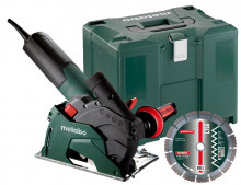 METABO W 12-125 HD Set CED