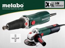 METABO WEA 15-125 Quick + GE 710 Plus