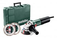 Metabo WEQ 1400-125 SET