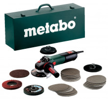 METABO WEV 15-125 Quick Inox Set