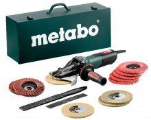 METABO WEVF 10-125 Quick Inox Set