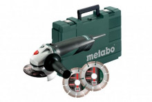 Metabo WQ 1400 Set